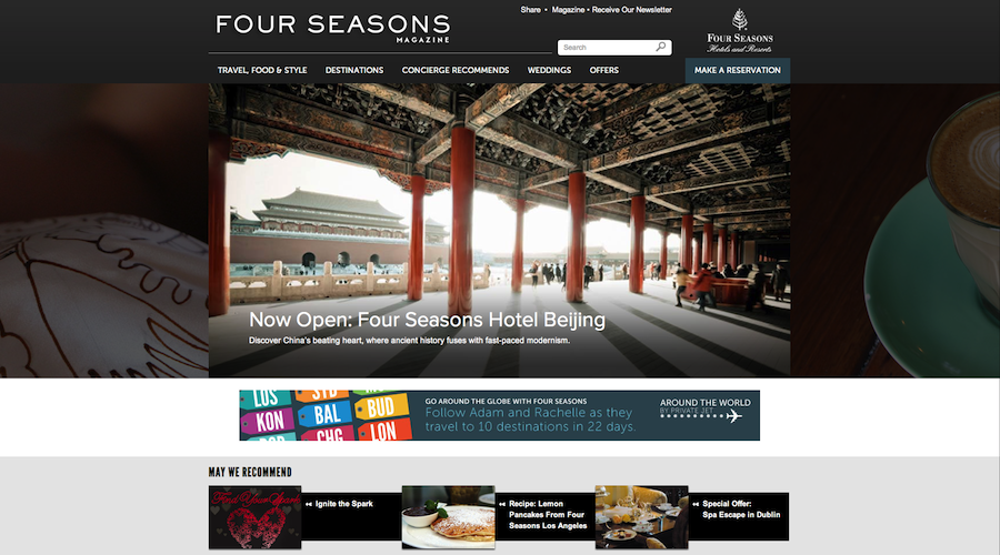Four Seasons Front Page Beijing