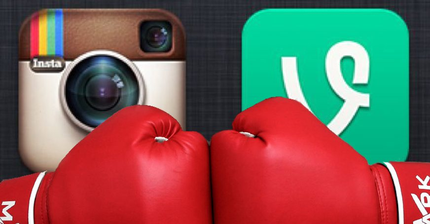 vine, instagram, vine vs. instagram, garden media group