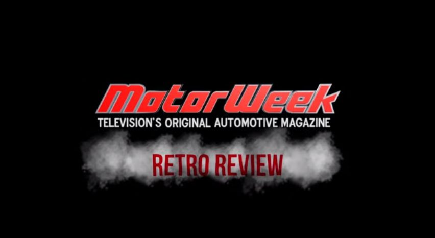 Motorweek Retro Review - Repurpose Old Content