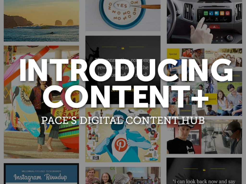 Introducing Content+