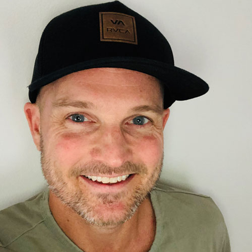 Todd Eckle, Group Creative Director - Edit